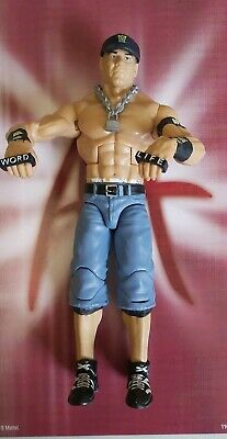 WWE Wrestling Figure Mattel ELITE JOHN CENA DEFINING MOMENTS