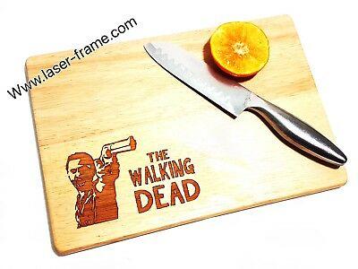 The Walking Dead LUCILLE is Thirsty chopping board