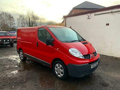 2013 (13) RENAULT TRAFIC SL27 2.0 115 DCi ( EU5 ) ( ECO ) PHASE 3 SWB LOW ROOF
