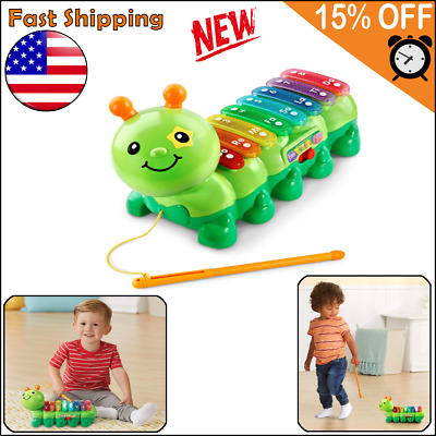Educational Toys For 6 Months 1 2 3 year Olds Boy Girl Toddler Learn Caterpillar