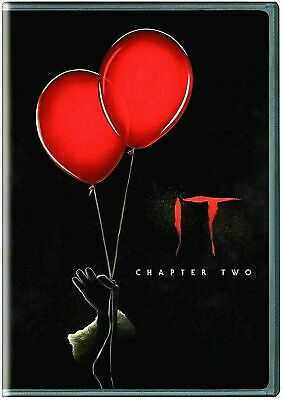 It: Chapter Two 2 (DVD 2019) NEW Direct USA SELLER