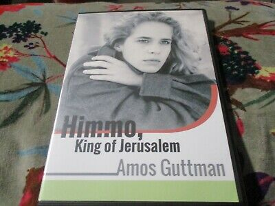 "DVD NEUF ""HIMMO, KING OF JERUSALEM"" film Israelien de Amos GUTTMAN / gay"