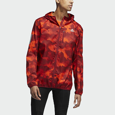 adidas Own the Run Camouflage Jacket Men's