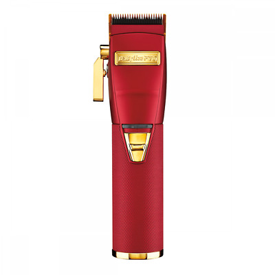Babyliss PRO Red FX Cordless Clipper – Limited Edition Hawk The Barber FX870R