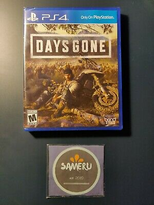 New Days Gone Playstation 4 Ps4 Sealed Usa Seller Fast Free Shipping!!