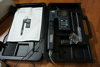 Mettler TOLEDO Da-110m Portable Digital Density Specific Gravity Meter Kyoto