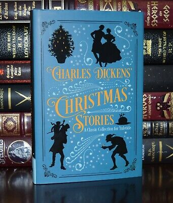 Christmas Carol Stories by Charles Dickens New Collectible Hardcover Gift