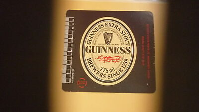 Old British Beer Label, Foster Probyn Wandsworth England, Guiness 2