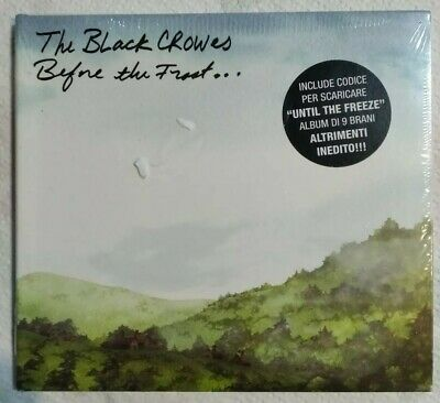 CD the Black Crowes  - Before The Frost Until The Freeze sigillato digipack