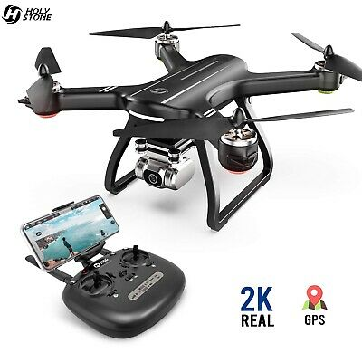 Holy Stone HS700D FPV GPS Drone with 2K Camera 5G wifi brushless RC quadcopter