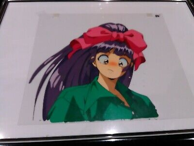 La Blue Girl  miko mido , beautiful large cel