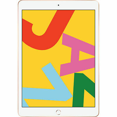Apple iPad 10.2 (2019) 128Go Wifi - Or