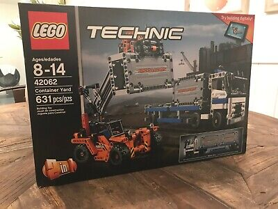 LEGO Technic Container Yard 42062 - Brand new, Sealed