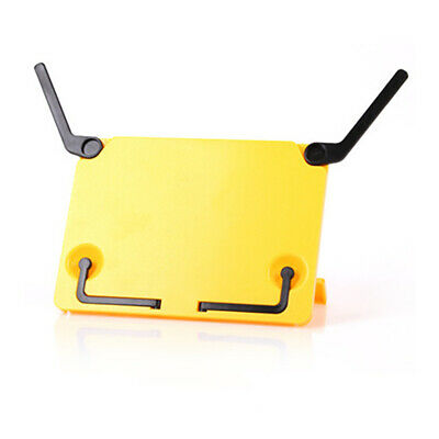 Portable Folding Tabletop Music Rack Book Reading Sheet Piano Stand Holder Q9V2