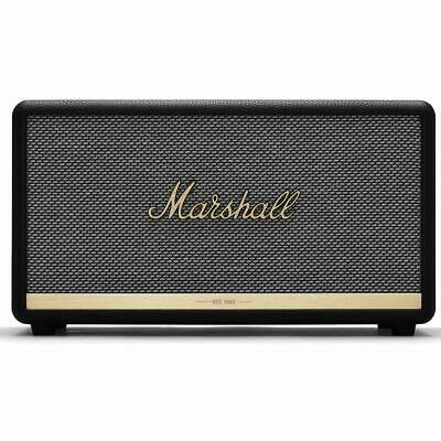 Marshall  Stanmore II Wireless Bluetooth Speaker, Black, Open-Box