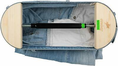 """COWBOY Pant Stretcher-Heavy Duty-Easy to Use-Instant Stretch-30"""" to 59"""" Stretch"""