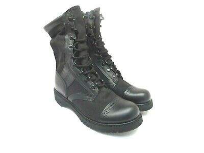 """Corcoran Men's 10"""" Leather Marauder Safety Tactical Boot 17146 Black Size 11.5D"""