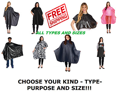 Barber -PRO salon - styling Jacket - Choose Your KIND AND Size - Brand New! SALE