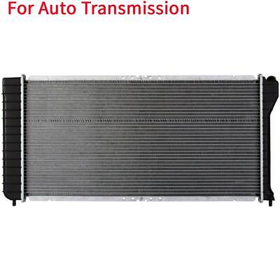 AC Condenser/&Radiator Assembly Fits 1999-2002 Oldsmobile Intrigue 3.5L 4806+2421