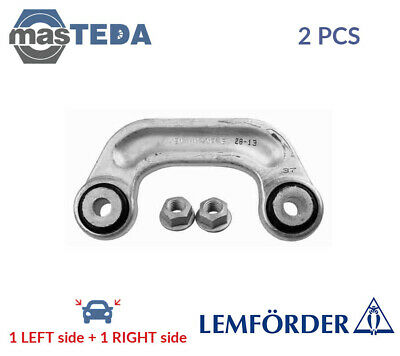 2x LEMFÖRDER FRONT ANTI ROLL BAR STABILISER PAIR 30536 02 P NEW OE REPLACEMENT