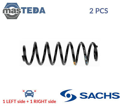 2x SACHS REAR COIL SPRING PAIR SET 994 329 G NEW OE REPLACEMENT