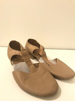 Fits Sizes 12-14 So Danca MD-16 Adult XXL Caramel Cat/'s Paw Lyrical Shoes