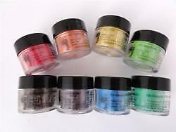 Pearl Ex Jacquard Powdered Pigments 3g  ScrewTop Jar. Choose Your Colour By One