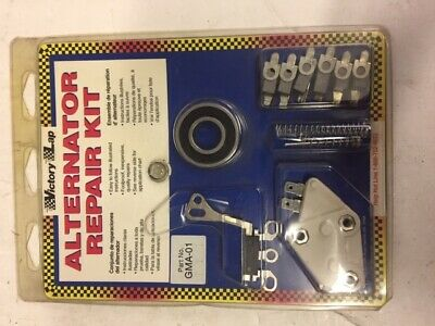 Alternator Repair Kit,GMA-01, fits Delco 10S 12SI, 12SI and 17SI 1962-87, NEW!!