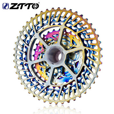 ZTTO 11 Speed 11-46T SLR 2 Bike Cassette HG Compatible Freewheel Steel /&Aluminum