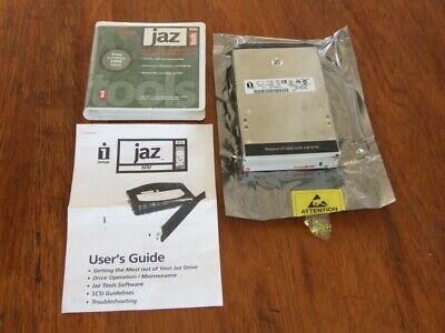 Iomega Jaz internal SCSI 1Gb drive for vintage computer