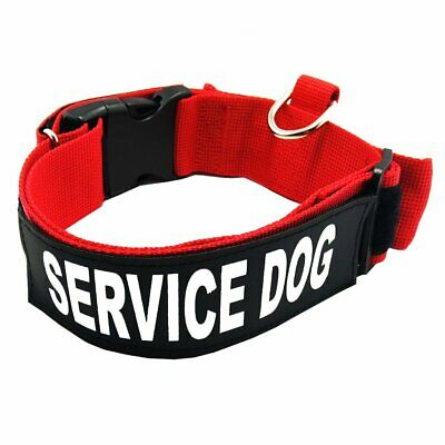 ALL ACCESS CANINE™ Service Dog Collar Harness with Handle and Reflective Patches