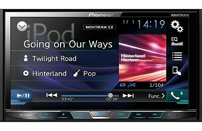 "Pioneer AVH-X4800BS RB DVD/CD/MP3 Player 7"" Bluetooth Spotify Pandora Control"