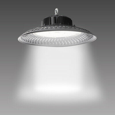 50W-200W LED UFO High Bay Light Commercial for Commercial Industrial Warehouse