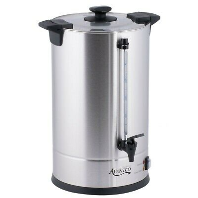Avantco 100 Cup Electric Commercial Coffee Machine Urn Brewer Warmer