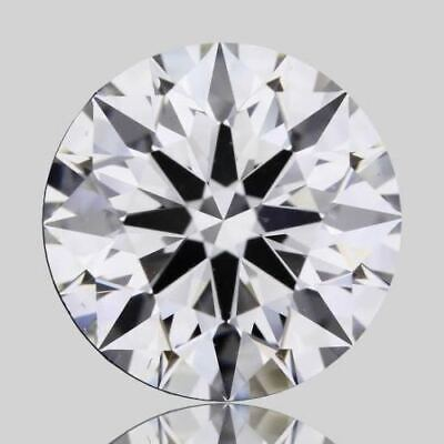 0.82 CT Labo Grown Desseré Diamants J/VVS2 Clarté Diamant Rond