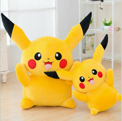 Giant Large Pokemon Pikachu Plush Soft Toy Stuffed Doll Kids Birthday Gifts C3