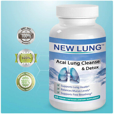 Lung Detox - Lung Cleanse - lung cleanse for smokers - Lung Vitamins