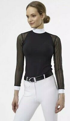 Cavalliera Contessa Competition Shirt- Long Sleeves NWT Size XS