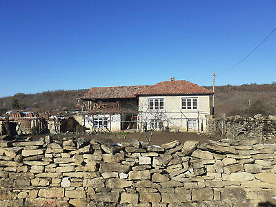 Near to lake Bulgaria property house home + land and outbuilding -  Pay Monthly