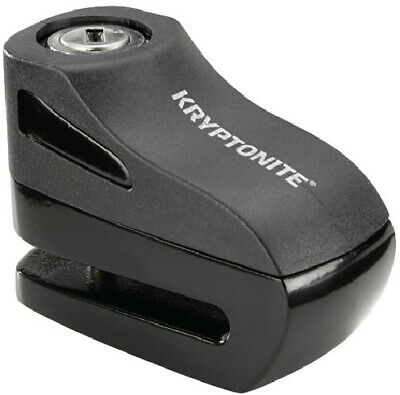 Kryptonite Motorcycle Bike Lock Keeper Micro Disc Lock - Black