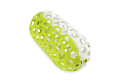 Boon Clutch Dishwasher Basket - White/Green