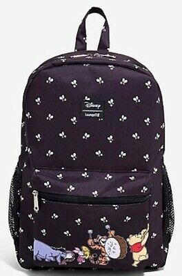 Loungefly Disney Winnie The Pooh Bumble Bee Character Backpack