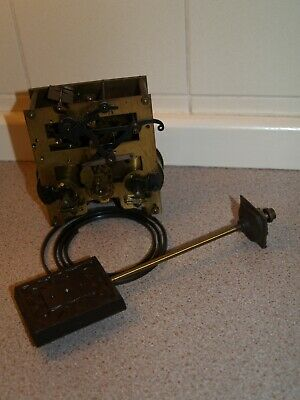 Vintage clock movement / mechanism and chime