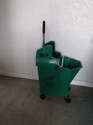 Kentucky Ladybug Mop Bucket and Wringer - 15L by SYR
