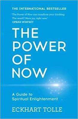 NEW The Power of Now by Eckhart Tolle (Free Shipping)
