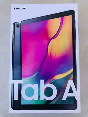 Samsung Galaxy Tab A 10.1 (2019), 32GB, Black (WI-FI) BRAND NEW