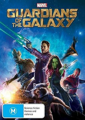Guardians Of The Galaxy (DVD, 2014)