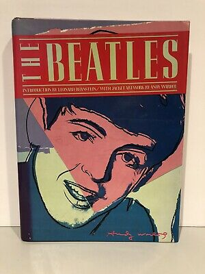 THE BEATLES by ANDY WARHOL SCRUB HAT  RARE /& OUT OF PRINT