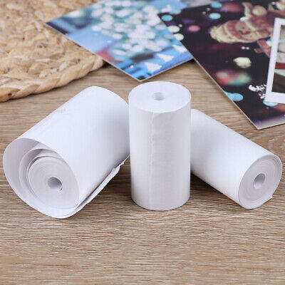 1 Roll Thermal Printing Paper 57x30mm Great For Photo Printer POS Machi IY