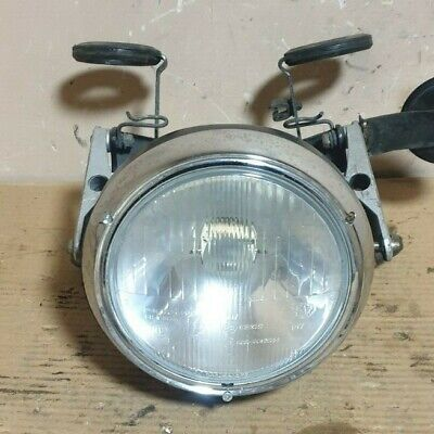 Cagiva river 600 headlight and mounting bracket plates